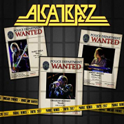 ALCATRAZZ - PAROLE DENIED.. -CD+DVD-