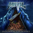 ANVIL - JUGGERNAUT OF JUSTICE (SPEC)