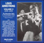 ARMSTRONG, LOUIS - 1935-44 2: THE ALTERNATIVE TAKES