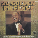 ARMSTRONG, LOUIS - 20 GOLDEN PIECES OF LOUIS AEMSTRONG & FRIENDS