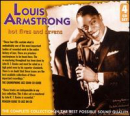 ARMSTRONG, LOUIS - 4CD BOX