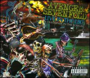 AVENGED SEVENFOLD - LIVE IN THE LBC/DIAMONDS.