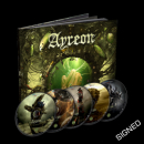 AYREON - SOURCE -EARBOOK/CD+DVD-