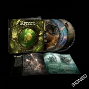 AYREON - SOURCE -CD+DVD/MEDIABOO-