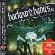 BACKYARD BABIES - LIVE LIVE IN PARIS + DVD