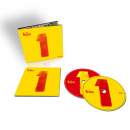 BEATLES - 1 -2015- -CD+BLRY/REMAST-