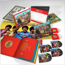 BEATLES - SGT.PEPPER'S.. -ANNIVERS-4CD+1DVD+1BLU-RAY