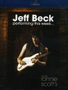 BECK, JEFF - PERFORMING THIS WEEK: LIVE AT RONNIE SCOTT'S JAZZ