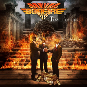 BONFIRE - TEMPLE OF LIES -DIGI-