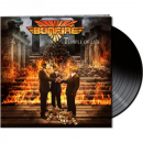 BONFIRE - TEMPLE OF LIES -GATEFOLD-