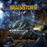 BRAINSTORM - MIDNIGHT GHOST -CD+DVD-