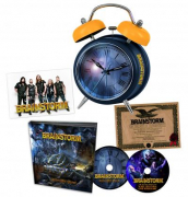 BRAINSTORM - MIDNIGHT GHOST -BOX SET-