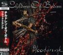 CHILDREN OF BODOM - BLOODDRUNK (JPN) (SHM)