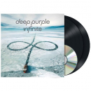 DEEP PURPLE - INFINITE-2LP+DVD/GATEFOLD-