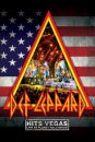 DEF LEPPARD - HITS VEGAS - LIVE AT PLANET HOLLYWOOD 2CD+BLRY