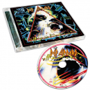 DEF LEPPARD - HYSTERIA -BOOK+CD/REMAST-