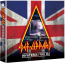 DEF LEPPARD - HYSTERIA AT THE O2-BR+CD-