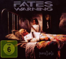 FATES WARNING - PARALLELS -CD+DVD-