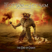 FLOTSAM AND JETSAM - END OF CHAOS -DIGI-