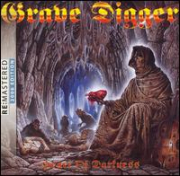 GRAVE DIGGER - HEART OF DARKNESS-REMAST-