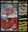 GUNS N' ROSES - APPETITE FOR DEMOCRACY: LIVE A THE HARD ROCK CASIN