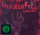 HAMMERFALL - INFECTED -CD+DVD/LTD-