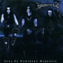 IMMORTAL - SONS OF THE NORTHERN DARK