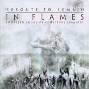 IN FLAMES - REROUTE TO REMAIN (ASIA)