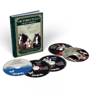 JETHRO TULL - HEAVY HORSES -CD+DVD-