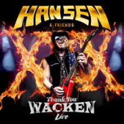 HANSEN, KAI - THANK YOU WACKEN -CD+DVD-