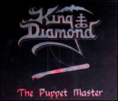 KING DIAMOND - PUPPET MASTER (BONUS DVD)