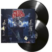 METAL CHURCH - DAMNED IF YOU DO -LTD-
