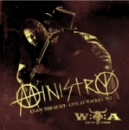 MINISTRY - ENJOY THE QUIET: LIVE AT WACKEN 2012