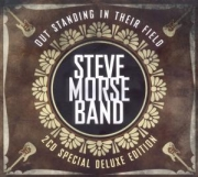 MORSE, STEVE -BAND- - OUT STANDING.. -DELUXE-