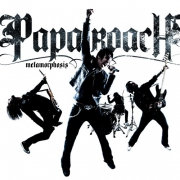 PAPA ROACH - METAMORPHOSIS (UK)