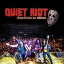 QUIET RIOT - ONE NIGHT IN.. -CD+DVD-