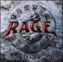 RAGE - CARVED IN STONE 10+2 TKS