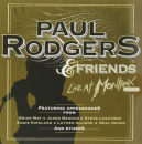 RODGERS, PAUL - LIVE IN MONTREAUX (ARG)