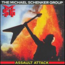 SCHENKER, MICHAEL - Assault Attack (Bonus Track) (RMST)
