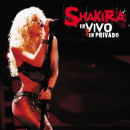 SHAKIRA - LIVE & OFF THE RECORD+DVD