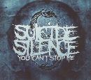 SUICIDE SILENCE - YOU CAN'T STOP ME (W/DVD) (DLX)