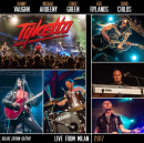 TYKETTO - LIVE FROM.. -CD+DVD-