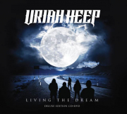 URIAH HEEP - LIVING THE DREAM -CD+DVD-
