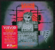 VOIVOD - DIMENSION HATROSS-CD+DVD-
