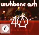 WISHBONE ASH - 40TH ANNIVERSARY..